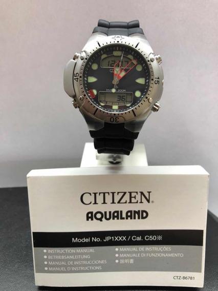 Citizen Aqualand C/garantia