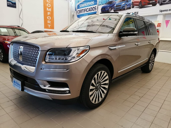 Lincoln Navigator 3.5 Reserve L At 2018