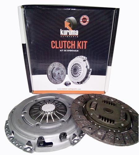 Kit Clutch Volkswagen Polo 03-09 2.0