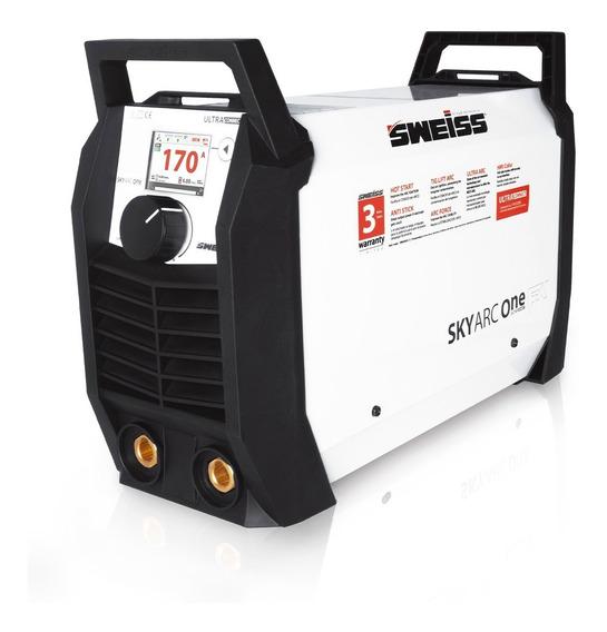 Soldador Inversor Sweiss 200 Amp 95-270v Procesos Mma Y Tig