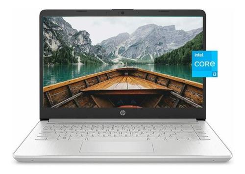 Notebook Hp I3 1115g4 8gb 256gb Ssd 14 Full Hd Windows 10 Ms