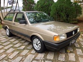 Volkswagen Parati Gl 1.8 - 1992 - Raridade!