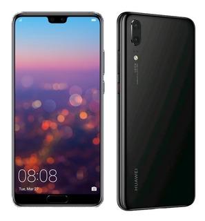 Smartphone Huawei P20 Eml-l29 Dual Sim 128gb/4gb Trinco.