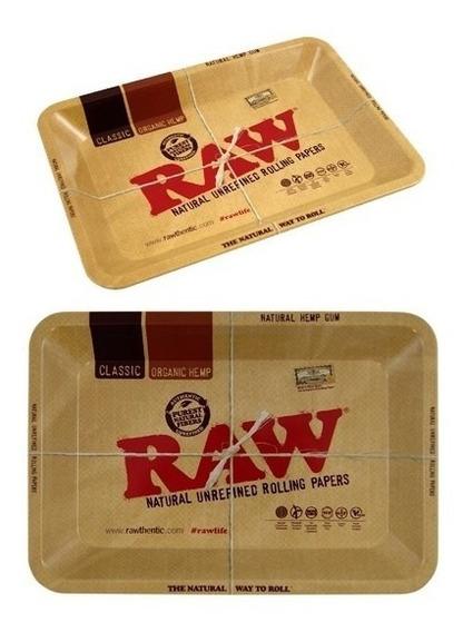 Bandeja Raw Mini- Tamanho 18 Cm X 12,5 Cm - Pronta Entrega