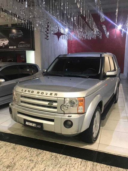 Land Rover Discovery 3 Hse Turbo Diesel