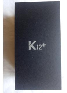 Cx Vazia LG K12 Nova