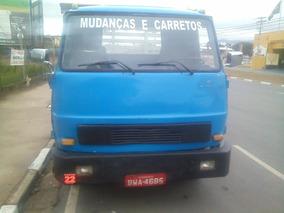 Caminhão 3/4 Fiat 80s Guincho