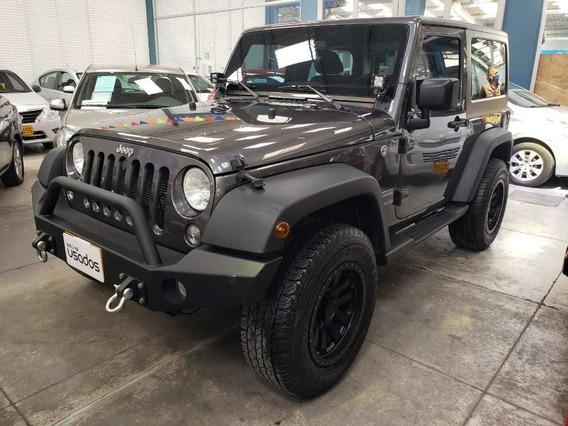 Jeep Wrangler Sport 3.6 4x4 2017 Ebo642
