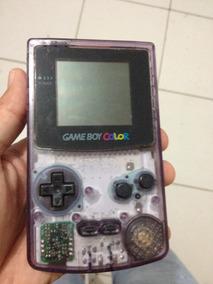 Gameboy Color Funcionando Perfeitamente