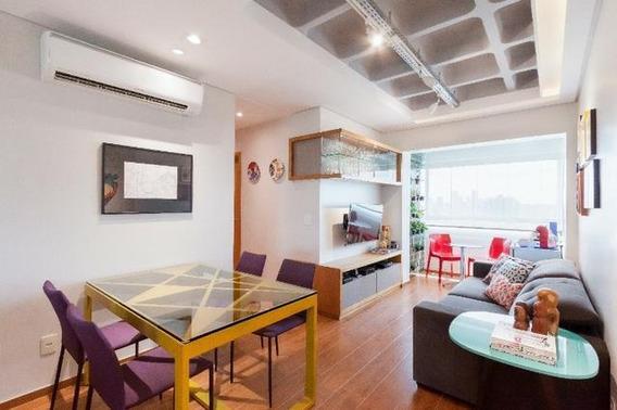Apartamento Em Madalena, Recife/pe De 65m² 2 Quartos À Venda Por R$ 450.000,00 - Ap280633