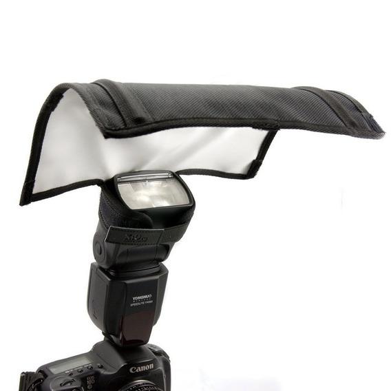Refletor / Rebatedor De Tecido Para Flash Km23