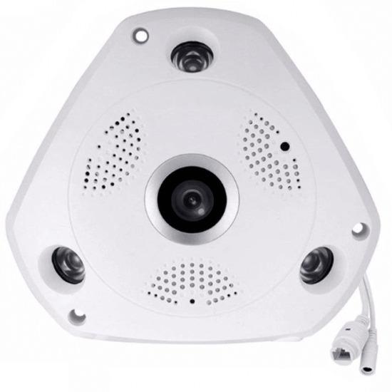 Câmera Panorâmica 360º Wi-fi Vr Cam