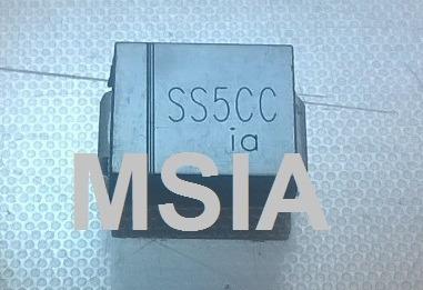 Lote 5 Pçs Diodo Smd Ss5150c Ss5cc Novo - Msia &