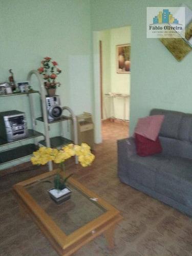 Imagem 1 de 13 de Casa Com 2 Dormitórios À Venda, 133 M² Por R$ 689.000,00 - Vila Pires - Santo André/sp - Ca0294