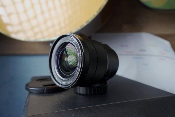 Lente Sony T Fe 16-35mm F4 Za Oss