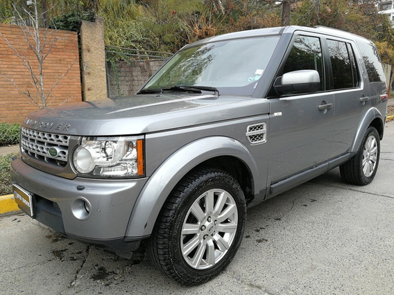 Land Rover Discovery 4 2013 Hse 5.0 Aut. 4x4