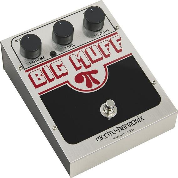 Pedal Electro Harmonix Big Muff Pi Nyc C/ Nf-e & Garantia