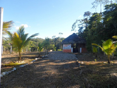Terreno De 1.716 M2 Con Cabaña Típica Barrio 3 De Mayo