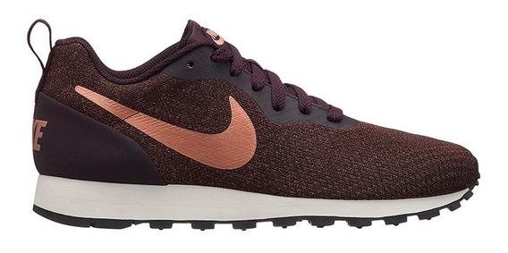 Zapatillas Nike Md Runner 2 Eng Mesh Urbana Damas 916797-602