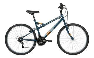 Bicicleta Caloi Montana Azul 21v Aro 26