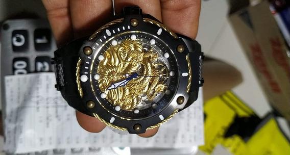Relógio Mecanico A Corda Invicta Bolt 26316