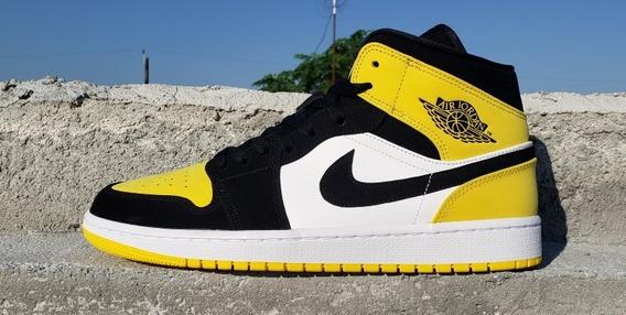 Air Jordan Retro 1 (yellow Toe)