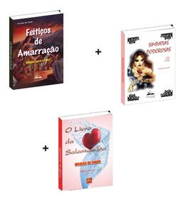 Combo = Feitiços De Amarração + Simpatias + Salamandra