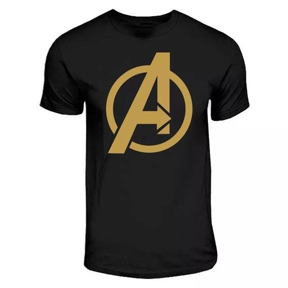 Playera Marvel Avengers Los Vengadores