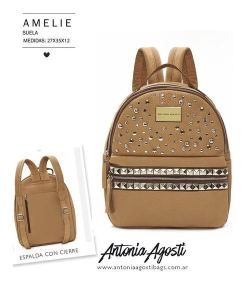 Mochila Amelie Antonia Agosti - Son Guapas