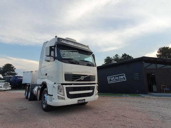 Caminhão Volvo Fh 460 6x4 Traçado Canelinha - 0km