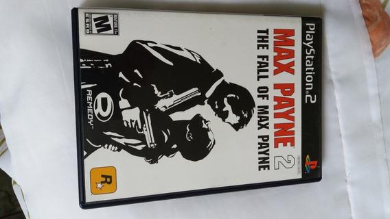 Max Payne 2 Ps2 Original .americano Ntsc