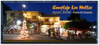 Cabañas Apart Hotel - Potrero De Los Funes $950