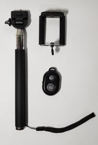 Suporte Bastão Monopod Selfie Celular + Controle