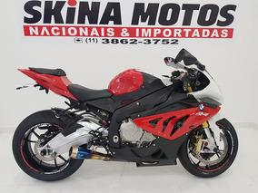 Bmw S1000 Rr - 2013 Vermelha/ 45.999 No Dinheiro/47999 Troca