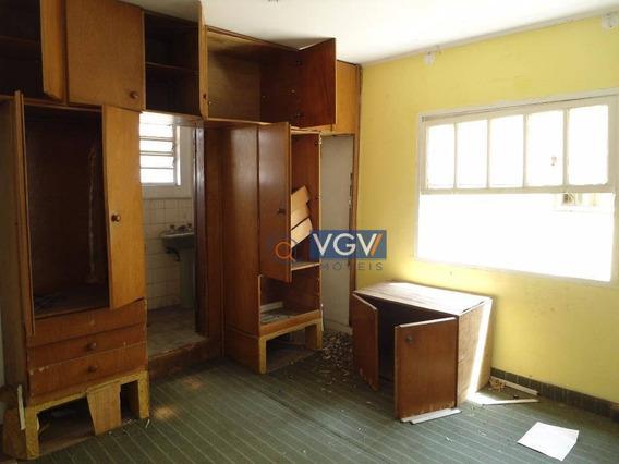 Sobrado À Venda, 200 M² Por R$ 960.000,00 - Vila Mariana - São Paulo/sp - So0434