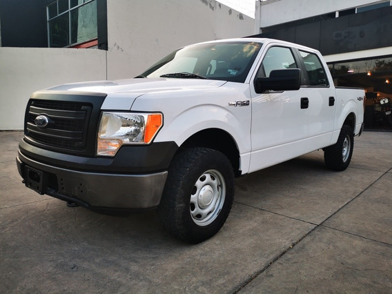 Ford F-150 5.0 Doble Cabina 4x4