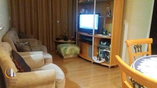 Apartamento Com 2 Dormitórios À Venda, 65 M² Por R$ 410.000,00 - Centro - Osasco/sp - Ap1079