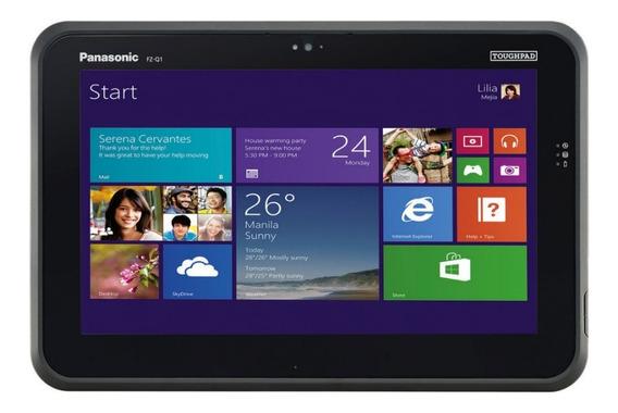 Tablet Pc Panasonic Toughpad Fz-q1 + Acessórios
