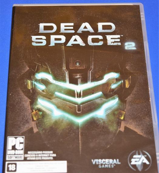 Dead Space 2 Pc Dvd Mídia Física (sem Key)