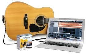 Captador Para Violão De Gravação Alesis Acoustic Link