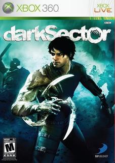 Darksector Xbox 360 + Envio Gratis