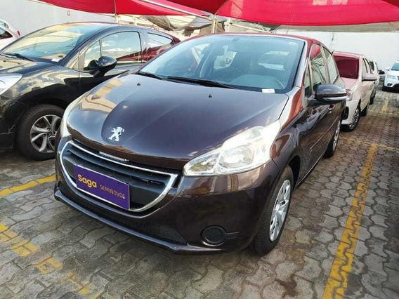 Peugeot 208 Active 1.5 Flex 8v 5p