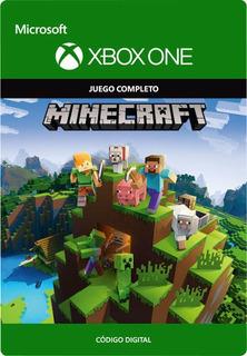 Juego Digital Xbox One Minecraft