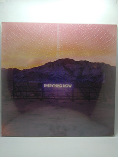 Arcade Fire Everything Now Vinilo Lp