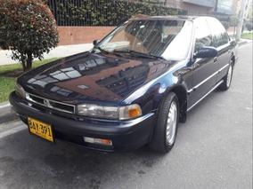 Honda Accord 1991 Único Dueño 1991- 2017 97.000 Mlls Automat