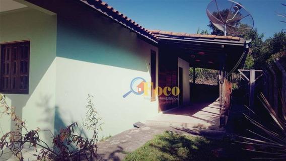 Chácara Residencial Para Locação, Condomínio Parque São Gabriel, Itatiba - Sp. - Ch0105