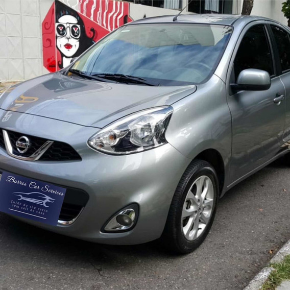 Nissan March 1.0 5p 2014