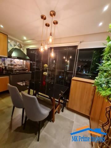 Imagem 1 de 15 de Apartamento Decorado E Completo - Piscine Osasco - 1816