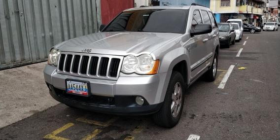 Jeep Grand Cherokee Laredo 4x4 Año 2008