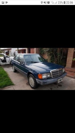 Mercedes-benz 190d Full